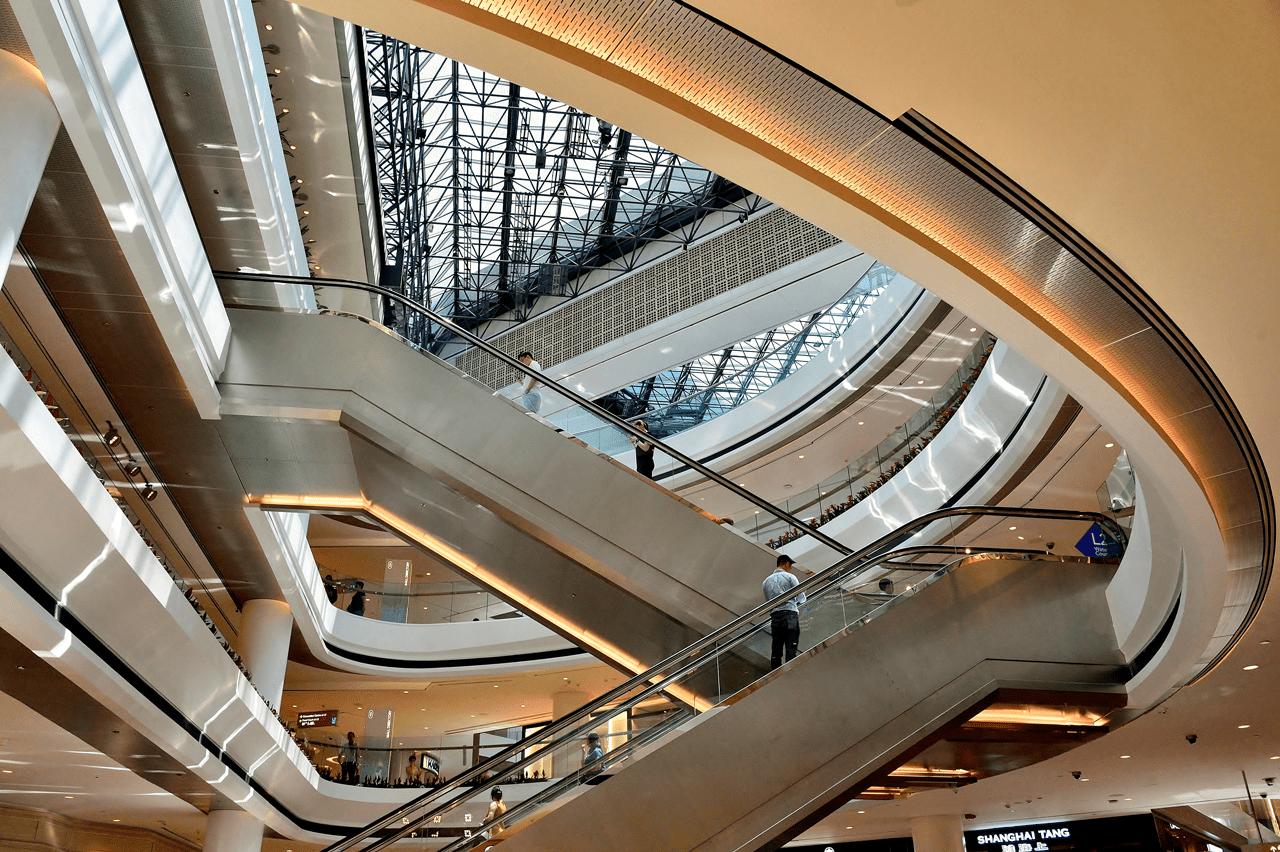 Morroco Shopping Center by ZIDEX Co.
